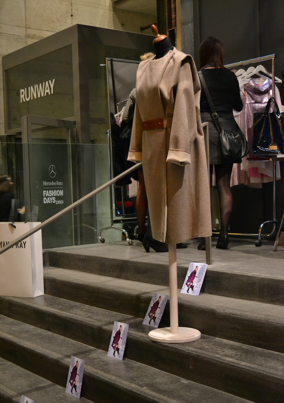 Showroom and Runway Fashion Days Zurich