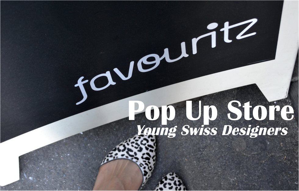 \Favouritz Luzern, pop up store young swiss designers\