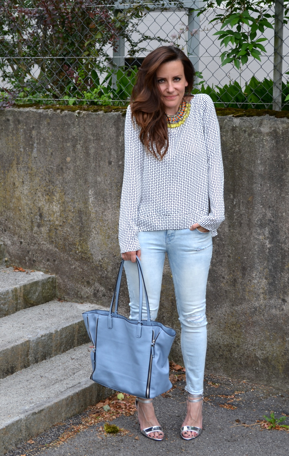 Outfit aufpeppen, mode blog