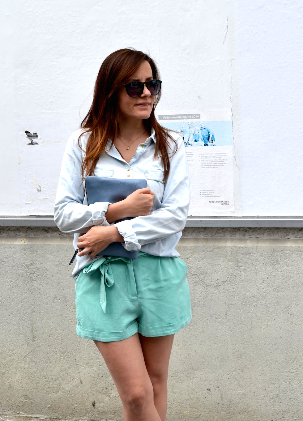 pastel colored outfit, fashionblogger europe