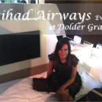 Etihad Airways Event at Dolder Grand