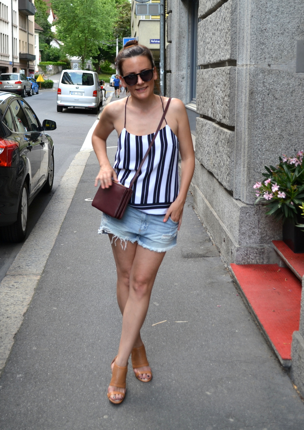 sommeroutfit, mode blog luzern