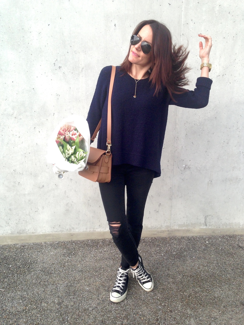 4_Ripped Jeans kombinieren, Madewell Ripped Jeans, PS11 proenza schouler itbag new collection 2015, modeblog luzern
