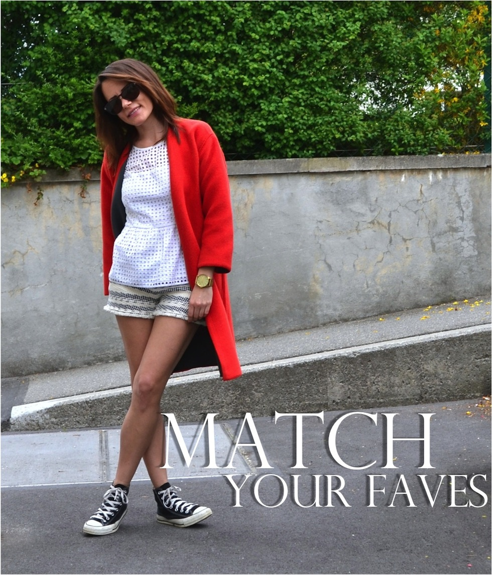 Match your favorites_Lieblingsteile kombinieren