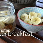 2 Minutes Power Breakfast – Honey Oats